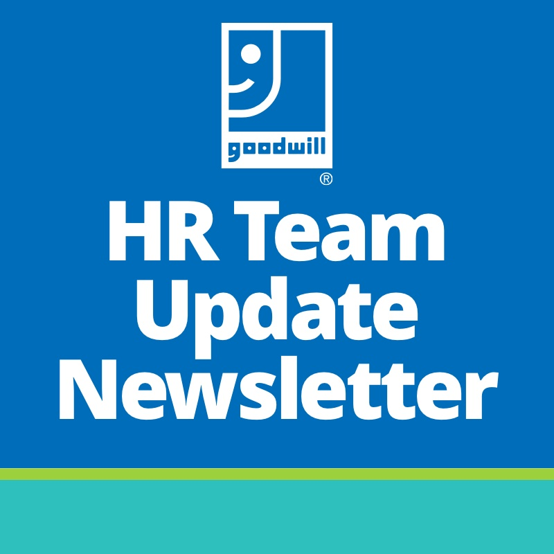 HR Team Update Newsletter